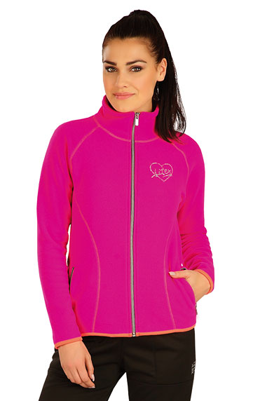Women´s jacket with stand up collar. | Sportswear - Discount LITEX