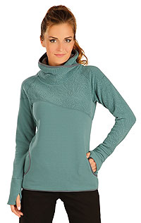 Women´s jumper with stand up collar. | Hoodies, turtlenecks LITEX