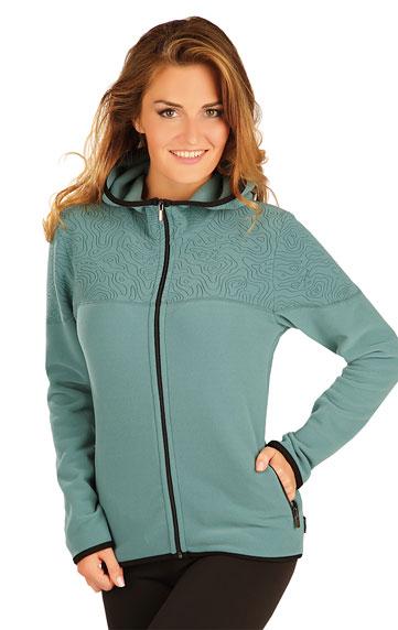 Damen Jacke mit Kapuze. | Westen und Jacken LITEX