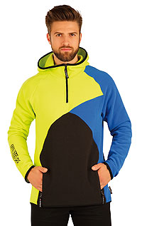 Mikina pánska s kapucňou. | Športové oblečenie LITEX