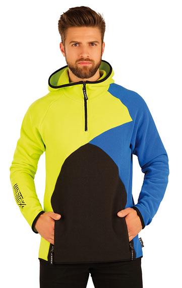 Men´s hooded jumper. | Men´s sportswear LITEX