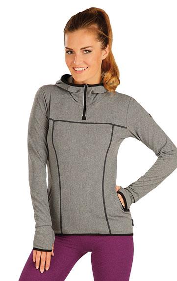 Damen Jacke mit Kapuze. | Laufen und Radfahren LITEX