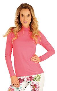 Sportbekleidung LITEX > Damen Rollkragenpullover mit langen Ärmeln.