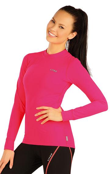 Damen Thermo T-Shirt mit langen Ärmeln. | Tops LITEX