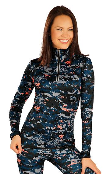 Termo tričko dámske s dlhým rukávom. | Termobielizeň LITEX