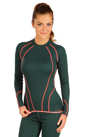 Damen Thermo T-Shirt mit langen Ärmeln. | Thermokleidung LITEX
