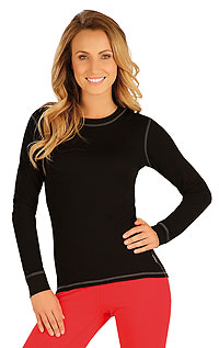 Thermal underwear LITEX > Women´s thermal shirt with long sleeves.