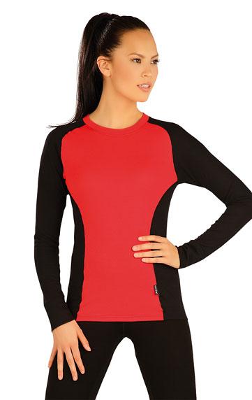 Termo tričko dámske s dlhým rukávom.   Termo bielizeň LITEX