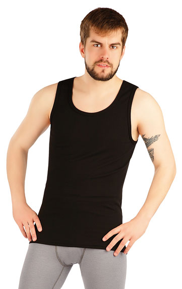 Herren Thermo T-Shirt ohne Ärmel. | Thermokleidung LITEX