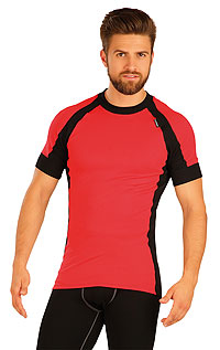 Thermal underwear LITEX > Men´s thermal shirt with short sleeves.