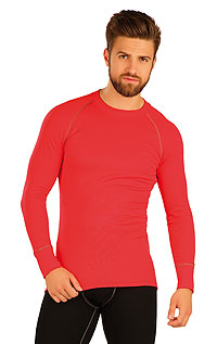 Thermal underwear LITEX > Men´s thermal shirt with long sleeves.