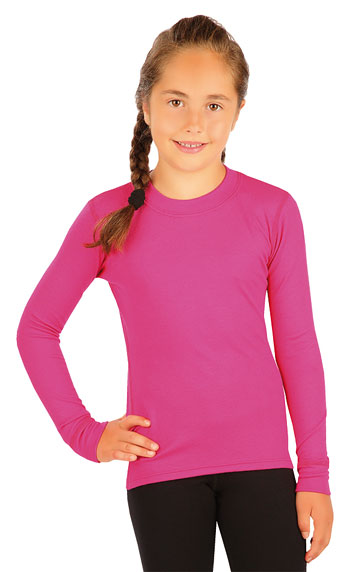 Termo tričko detské s dlhým rukávom. | Termo bielizeň LITEX