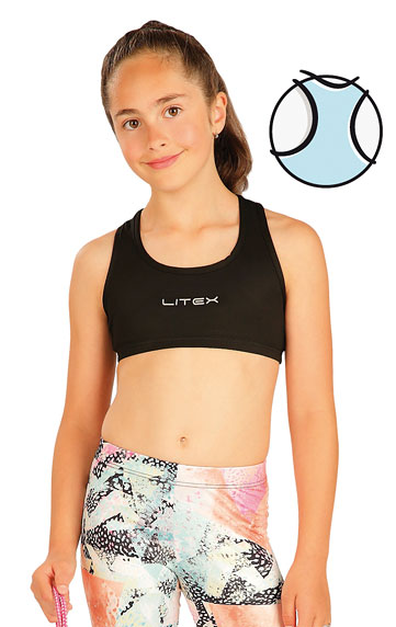 Mädchen Top. | Sportmode für Kinder LITEX