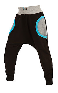 Kid´s sportswear LITEX > Children´s drop crotch joggers.