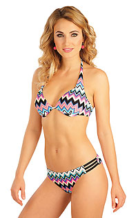 Bikini top with push-up cups. LITEX