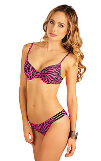 Low waist bikini thongs. LITEX