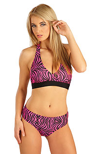 Bikini top with removable pads. LITEX