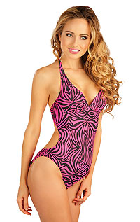 Swimsuit with push-up cups. LITEX