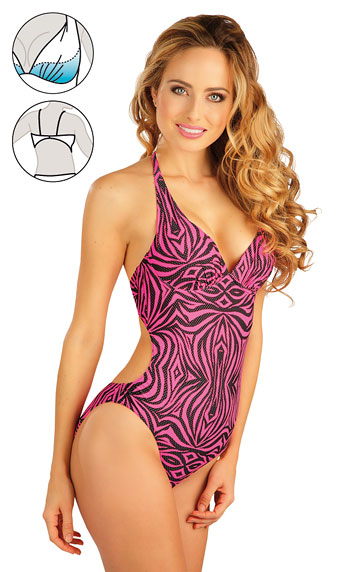 Swimsuit with push-up cups. | Swimsuit LITEX
