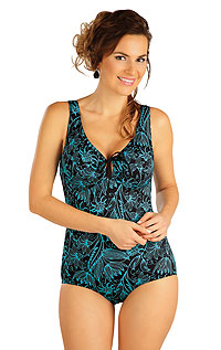 One-piece swimsuit with underwired cups. | One-piece swimsuit LITEX