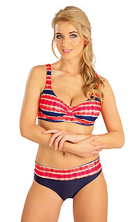 Underwired bikini top. LITEX