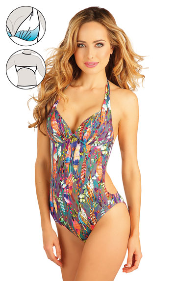 Swimsuit with push-up cups. | Swimwear Discount LITEX