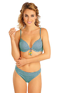 Bademode, Strandmode LITEX > Bikini Oberteil mit Push Up Cups.