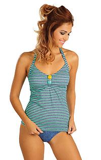 Plavky top dámský bez výztuže. LITEX