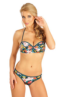 Low waist bikini bottoms. LITEX