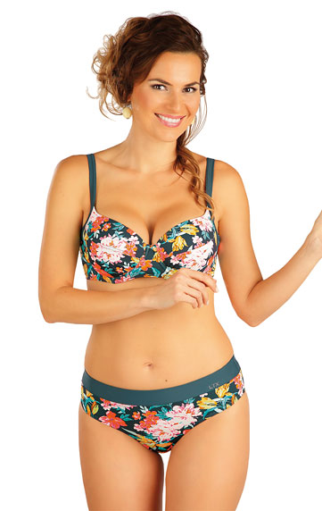 Classic waist bikini bottoms. | Swimwear Discount LITEX