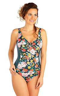 Swimsuit with underwired cups. LITEX