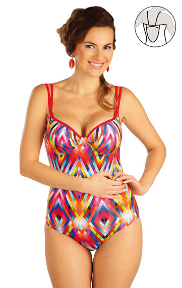 Swimsuit with deep cups. | Swimwear Discount LITEX