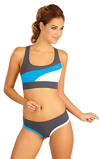 Sport swimwear LITEX > Sport bikini top with no support.