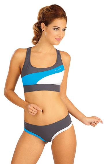 Plavkový športový top bez výstuže. | Športové plavky LITEX