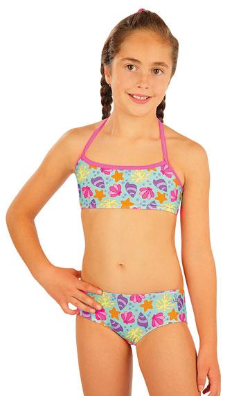 Girl´s bikini top. | Kid´s swimwear - Discount LITEX