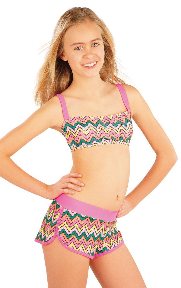 Girls Bikini With Shorts
