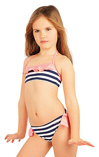 Girls swimwear LITEX > Girl´s bikini top.