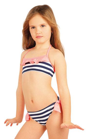 Dívčí plavky kalhotky bokové. | Dívčí a dětské plavky LITEX
