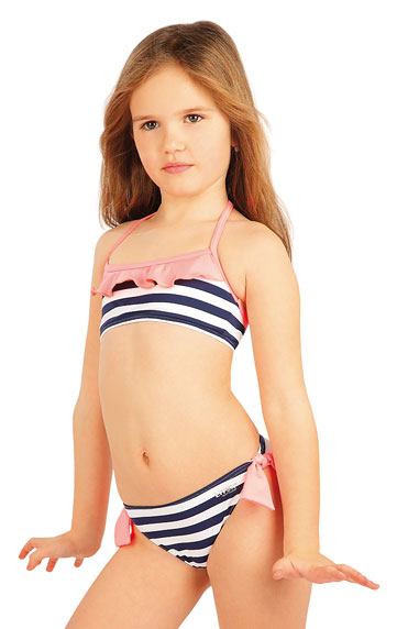 Mädchen Bikinihose, Hüfthose. | Kinder Badeanzüge LITEX