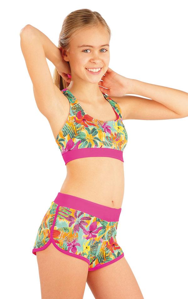 Girl´s sport bikini top. 52601