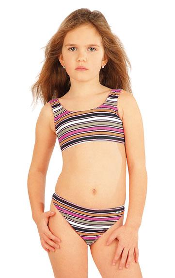 Plavkový top dievčenský. | Detské plavky - zľava LITEX