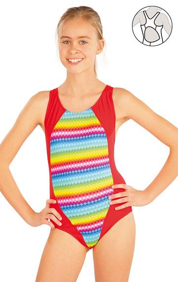 Girl´s sport swimsuit. | Kid´s swimwear - Discount LITEX