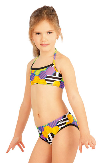 Girl´s low waist bikini panties. | Kid´s swimwear - Discount LITEX