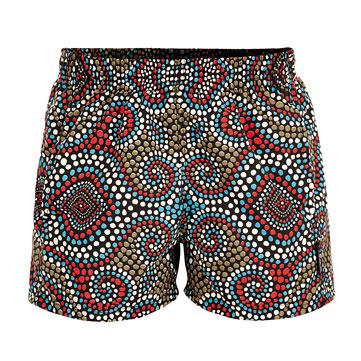 Chlapčenské kúpacie šortky. | Pánske plavky - zľava LITEX