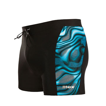 Pánske plavky boxerky. | Pánske plavky LITEX