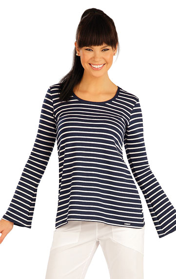 Women´s shirt with long sleeves.   Sportswear - Discount LITEX