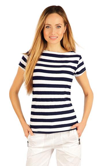 Tričko dámske s krátkym rukávom. | Fashion LITEX LITEX