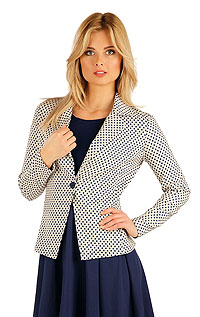 Vests and jackets LITEX > Women´s blazer with long sleeves.