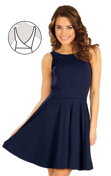 Šaty dámske bez rukávov. | Šaty a sukne LITEX