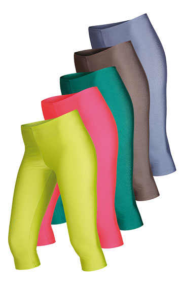 Damen 3/4 Leggings. | Caprihosen LITEX